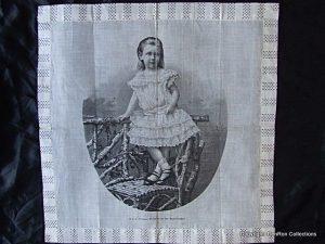 Prinses Wilhelmina ca 1884