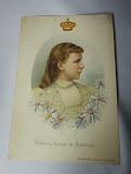 Reclame voor Driessen chocolade ca 1890