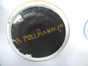 Pollmann merk op onderkant