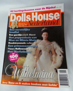 Dolls House Nederland Magazine