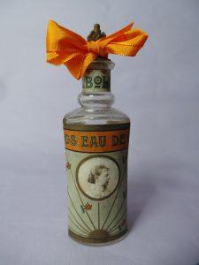 Boldoot kronings eau de cologne inhuldiging Koningin Wilhelmina 1898